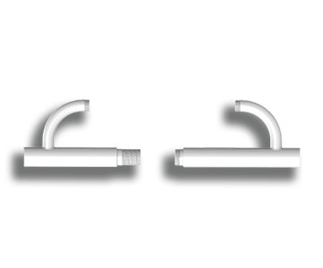 Гидрострелка Гидроразделитель Основание для сборки байпасного узла