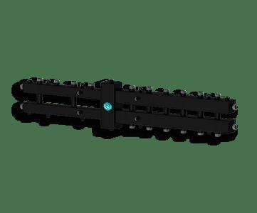 Гидрострелка Гидроразделитель Гидравлический разделитель универсальный на 70 кВт с муфтами под воздухоотводчик, грязевик и магнитоуловитель.