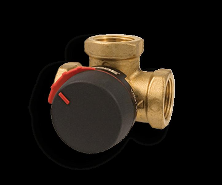 Гидрострелка Гидроразделитель Клапан смесительный ESBE VRG 131